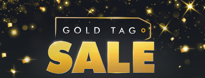 Gold Tag Sale