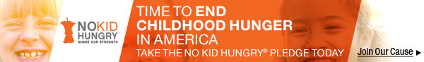 Time to End Childhood Hunger In America