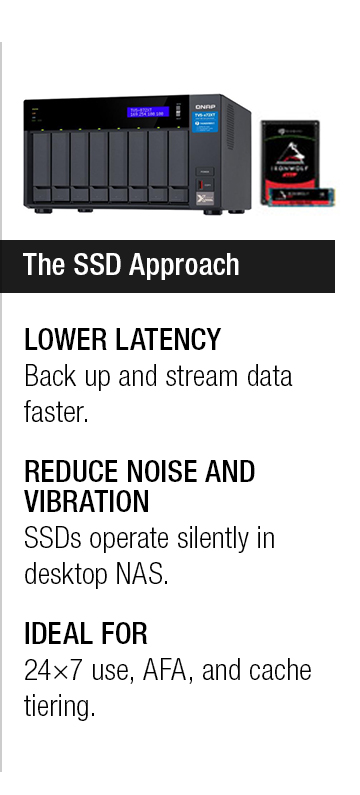 The SSD Approach
