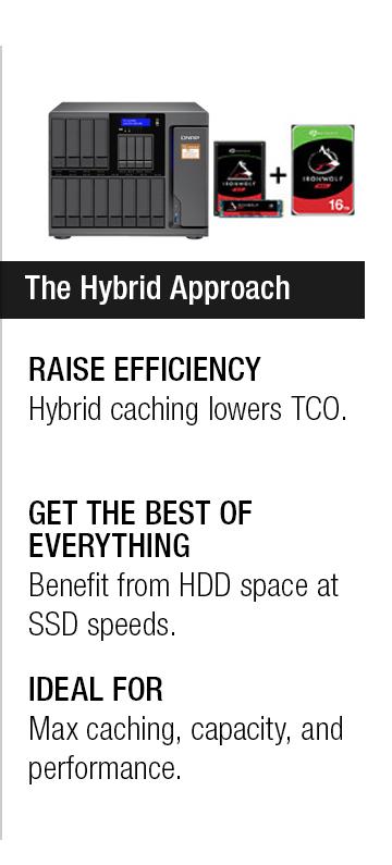 The Hybrid Approach