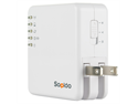 Sapido BRF70n Smart Wi-Fi Wireless-N Router with Built-in Power Adapter