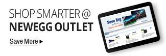 Shop Smarter at Newegg Outlet