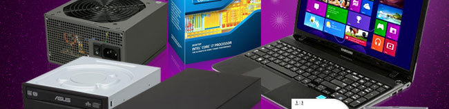 Power Supply, Notebook , DVD Burner