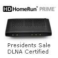 Presidents Sale DLNA Certified