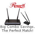 Rosewill - Big Combo Savings. The Perfect Match!