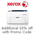 xerox - Additional 10% Off With Promo Code.
