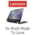 Lenovo - So Much Mode To Love