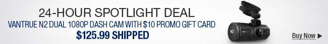 24-Hour Spotlight Deal