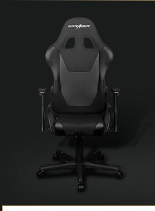 DXRacer Formula Series OH/FD101/N Newedge Edition Office / Gaming Chair, Ergonomic w/ Pillows