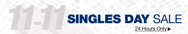 11-11 Singles Day Sale