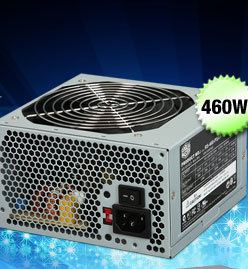 COOLER MASTER Elite 460 RS-460-PSAR-I3 460W ATX12V V2.31 Power Supply