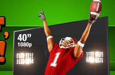 Toshiba 40 inch Class (39.69 inch Diag.) 1080p 120Hz LED HDTV 40L5200U