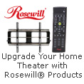 Upgrade Your Home Theater with Rosewill Products.