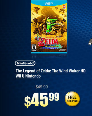 The Legend of Zelda: The Wind Waker HD Wii U Nintendo