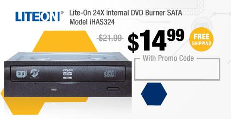 iHAS324 Internal DVD Writer