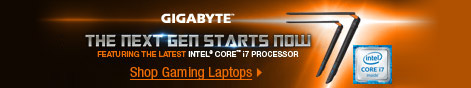 Gigabyte - The Next Gen Starts Now