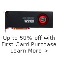 Up To 50% Off With First Card Purchase.