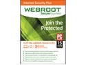 Webroot Internet Security Plus 2015 3 Device 2 Year - Download