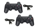 GAME-O Wireless Bluetooth Controllers for Sony PS3, 2pk