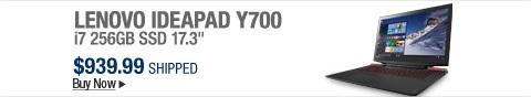 """Newegg Flash � Lenovo IdeaPad Y700 i7 256GB SSD 17.3"""""""