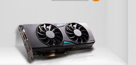 EVGA GeForce GTX 970 DirectX 12 04G-P4-3973-KR 4GB 256-Bit GDDR5 PCI Express 3.0 Video Card