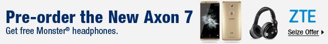 Pre-order the New Axon 7