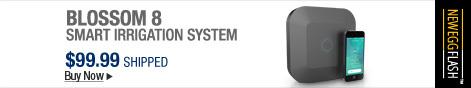 Newegg Flash � Blossom 8 Smart Irrigation System