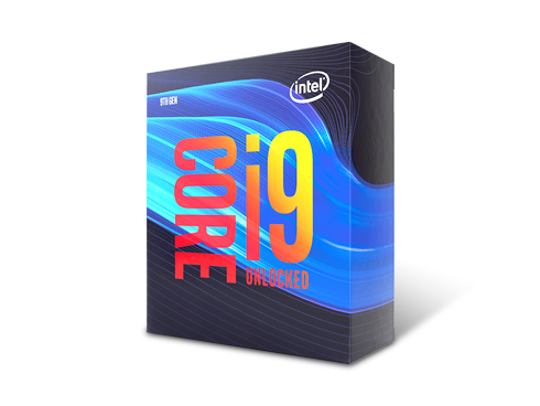 Intel Core i9-9900K Coffee Lake 8-Core, 16-Thread, 3.6 GHz (5.0 GHz Turbo) LGA 1151 (300 Series) 95W Desktop Processor