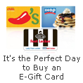 It's The Perfect Day To Buy An E-Gift Card.