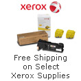 Free Shipping On Select Xerox Supplies.