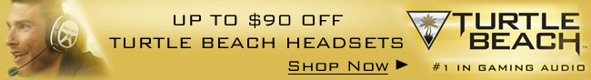 Up To 90 Off Turtle Beach Headsets.