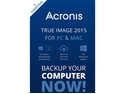 Acronis True Image 2015 for PC and Mac - 3 PC - Download