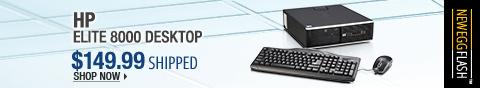 Newegg Flash – HP Elite 8000 Desktop
