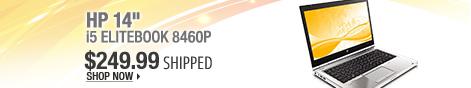 """Newegg Flash - HP 14"""" i5 EliteBook 8460p"""