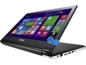 "ASUS Transformer Book Flip Intel Core i5 4210U (1.70GHz) 15.6"" Touchscreen 2-in-1 Laptop, 8GB Memory, 500GB HDD"