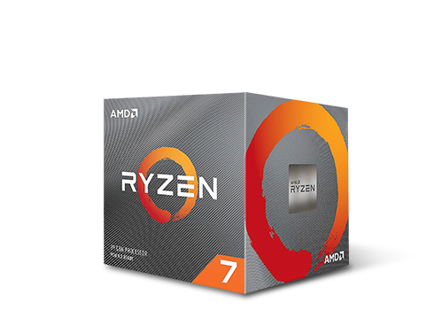 AMD RYZEN 7 3800X 8-Core 3.9GHz (4.5GHz Max Boost) Socket AM4 105W Desktop Processor