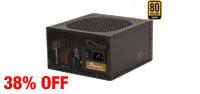 SeaSonic X Series X-850 850W SLI Ready CrossFire Ready 80 PLUS GOLD Certified Full Modular Power Supply