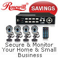 Rosewill - Secure & Monitor Your Home & Small Business.