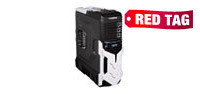 RAIDMAX AGUSTA ATX-605BW Black / White Steel ATX Mid Tower Computer Case