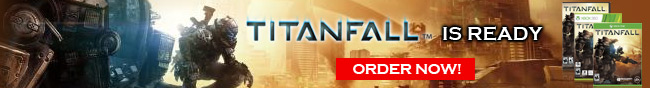 Titanfall is ready. order now.