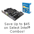 Save Up To 45 On Select Intel Combos!