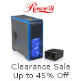Rosewill - Clearance Sale Up to 45% Off