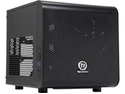 Thermaltake Core V1 Extreme Mini ITX Cube Chassis, Compatible with air and Liquid Cooling Builds