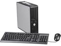 Refurbished: Dell Optiplex Small Form Factor Intel Core 2 Duo 1.8Ghz Desktop PC, 2GB RAM, 80GB HDD, Windows 7 Home Premium 32 Bit
