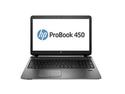 "HP ProBook Intel Core i3 4005U (1.7GHz) 15.6"" Notebook, 4GB Memory, 500GB HDD, Windows 7 Pro 64-Bit"
