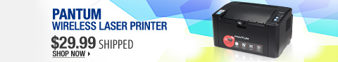 Newegg Flash – Pantum Wireless Laser Printer