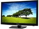 "Refurbished: SAMSUNG Widescreen 24"" Black LED TV/Monitor"