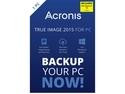Acronis True Image 2015 w/ Disk Director 12 Bundle