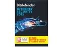 Bitdefender Bitdefender Internet Security 2015 3 PCs / 2 Year - Download