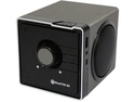 GOgroove BlueSYNC BX Bluetooth Portable Speaker with NFC Technology and Removable Battery, Silver